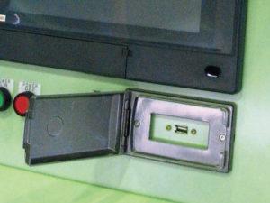USBデータ入力
